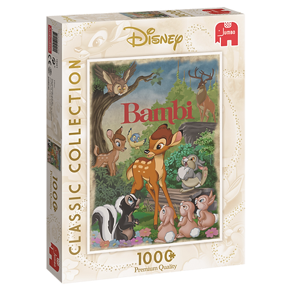 Disney Bambi - Classic Collection Movie Poster