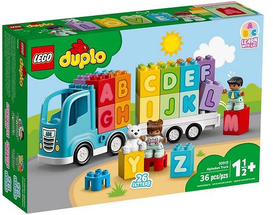 Duplo Alphabet Truck