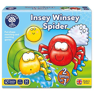 Orchard Insey Winsey Spider