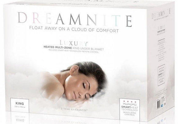 Dreamnite King Fitted Electric Under Blanket