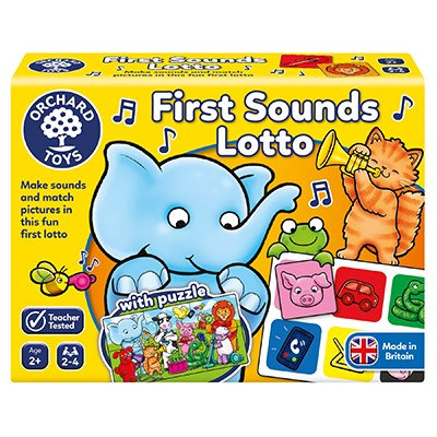 Orchard First Sounds Lotto