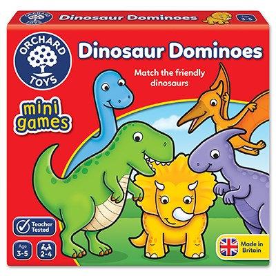 Orchard Dinoasaur Dominoes