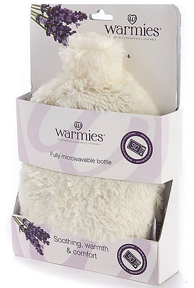 Warmies Fully Microwavable Hot Bottle