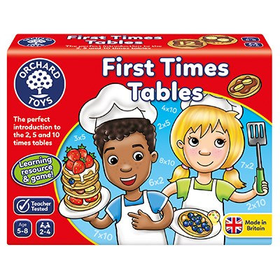 Orchard First Times Tables