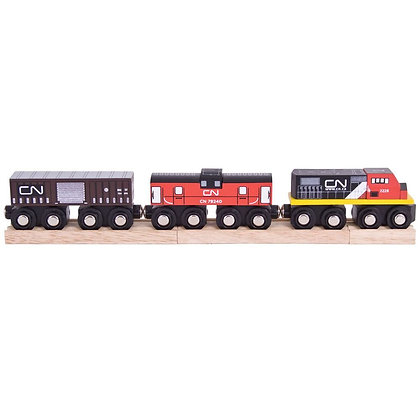 Bigjigs CN Wooden Train