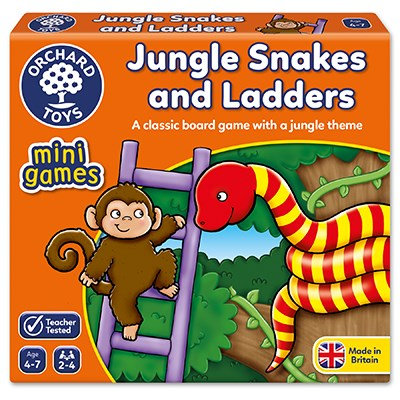 Orchard Jungle Snakes & Ladders