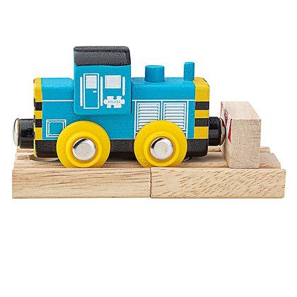 Bigjigs Class 7 Diesel