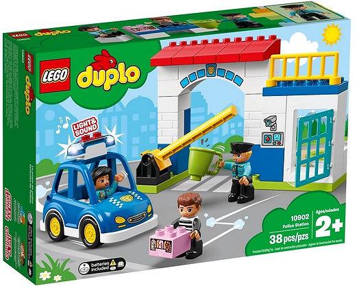 Duplo Police Station