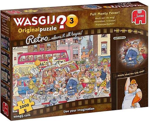 Wasgij Retro Original 3 Full Monty Fever