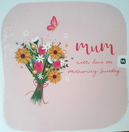 Mother's Day Card (084934)