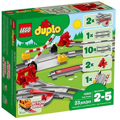 Duplo Train Tracks