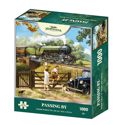Passing By Jigsaw Puzzle