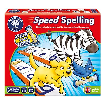 Orchard Speed Spelling