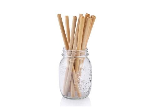 Bamboo Straws: Pack of 2 - Bali