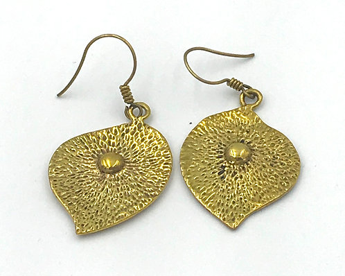 Lotus Earrings - Cambodia