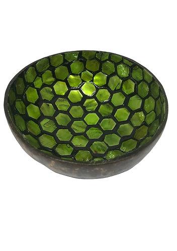 Decorative Coconut Bowl - Cambodia