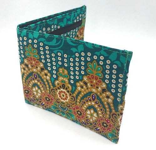 Sarong Fabric Wallet - Cambodia