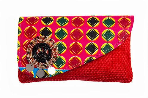 Maasai Clutch Bag - Kenya