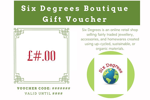 Gift Vouchers (digital)