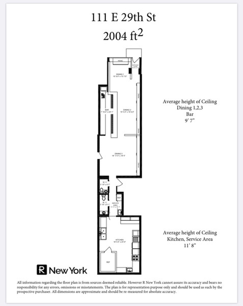 111 East 29th St City Chateaus