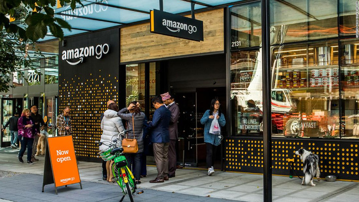 I spent 53 minutes in Amazon Go and saw the future of retail
