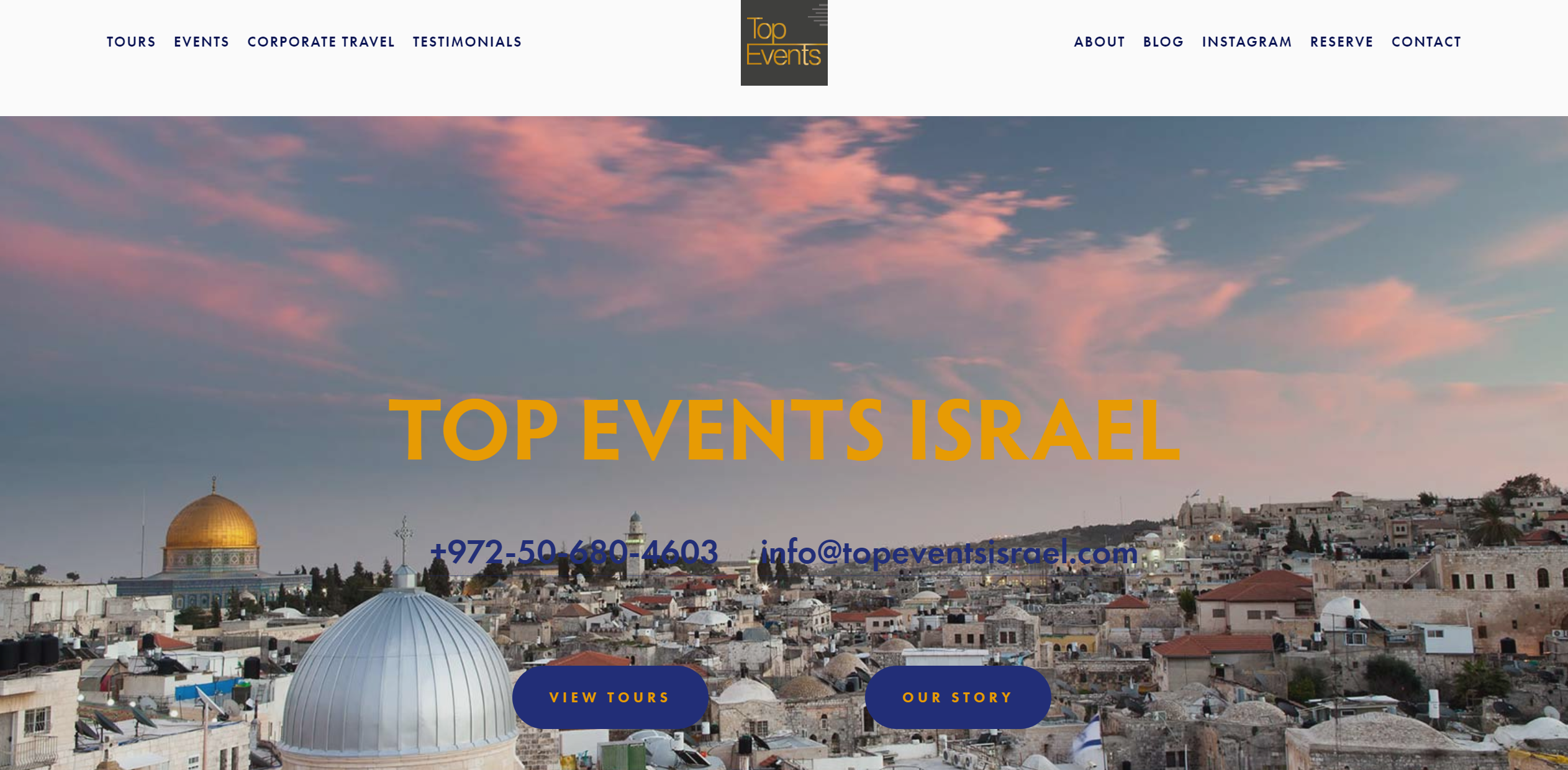 Top Events Israel