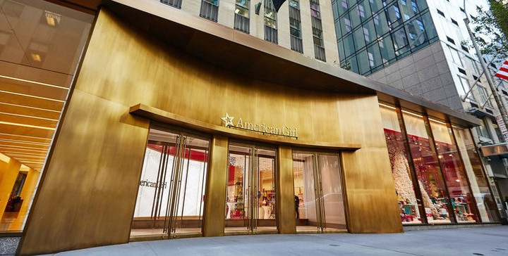 American Girl debuts experiential NYC flagship