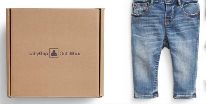 Gap launches subscription boxes for baby clothes