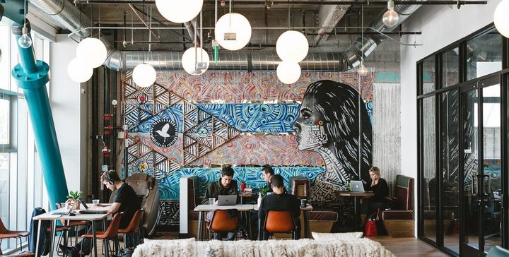 WeWork reportedly expanding into retail