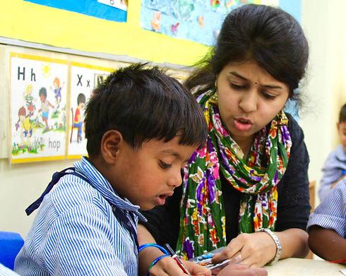 Meaningful Teacher-Student Interaction.j