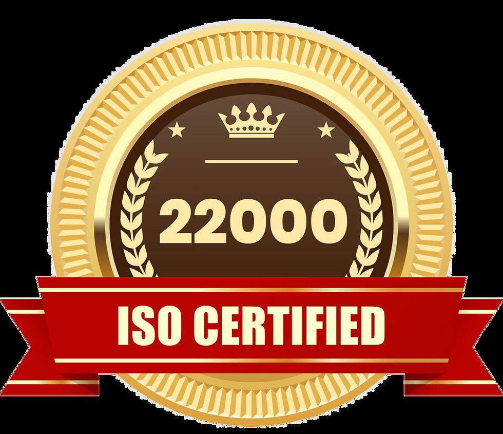 hege ISO certified