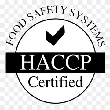 Hege HACCP Certified
