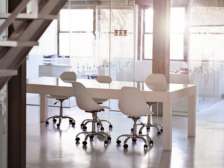Acoustics in open-plan offices