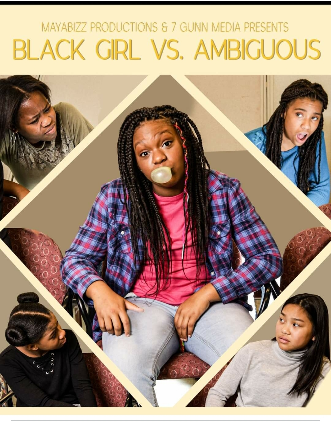 Black Girl vs. Ambiguous (Short Film)
