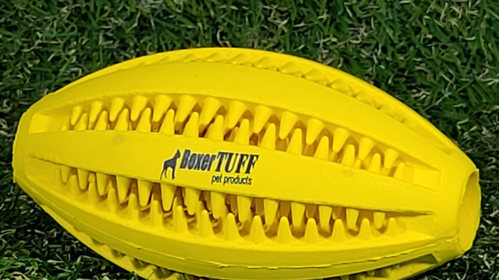 Dental Footballs - Natural Rubber