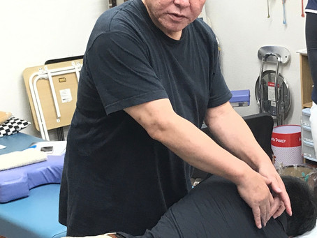 35年かけて習得した治療法に興味ありますか?