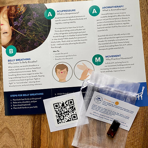 Roll-on Aromatherapy & Movement Care Package