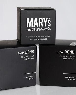 Mary's Bath Bombs