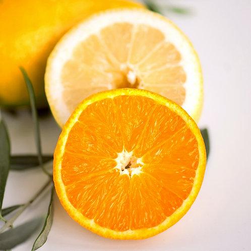 Orange Inhaler