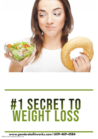 #1 Trick to Jump Start Your Weight Loss