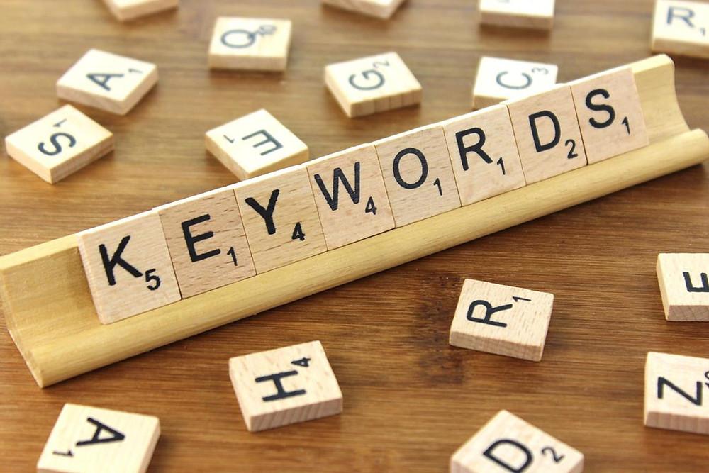 Importancia de keywords