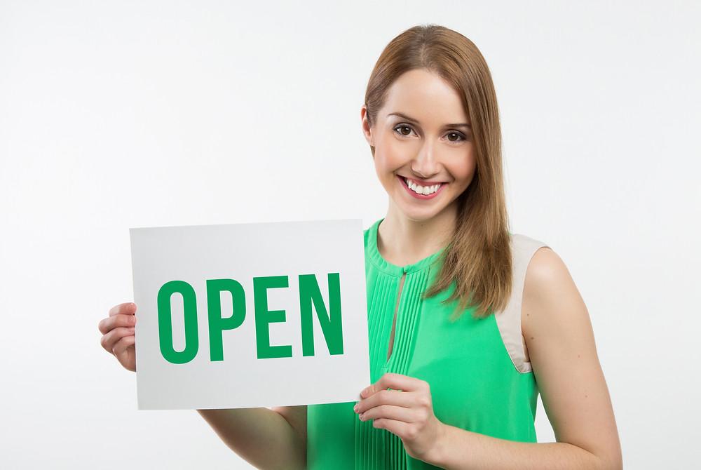 apertura tienda nueva