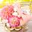 七五三髪飾りリボンピンク