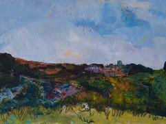 'On A Small Scale'  The Open Eye Gallery Edinburgh