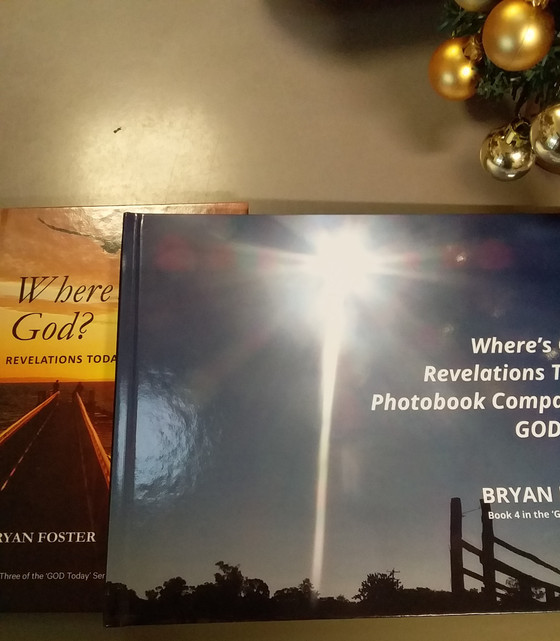 Intro. to 'Where's God? Revelations Today'