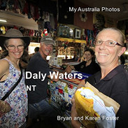 Bryan Foster, Photobook Daly Waters NT i