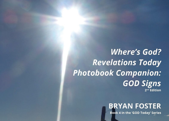 'GOD Today' Series by Bryan Foster