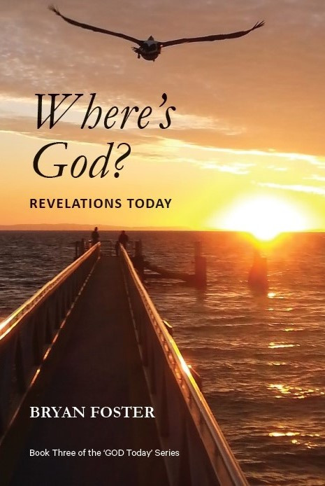 Cover Decision for - Where's God? Revelations Today