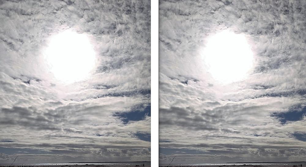 Amity Point Stradbroke Is sun © Copyright 2019 Bryan W Foster