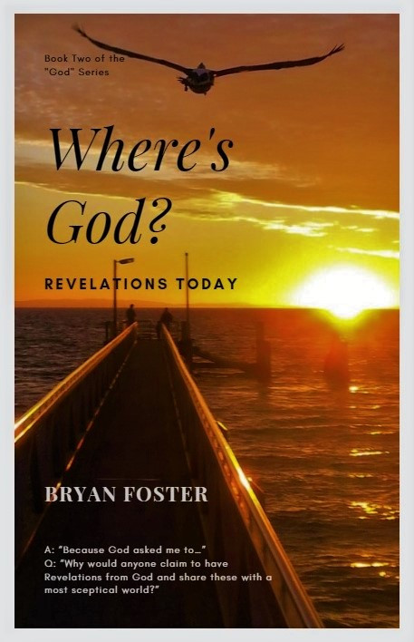 Where's God? Revelations Today - draft cover
